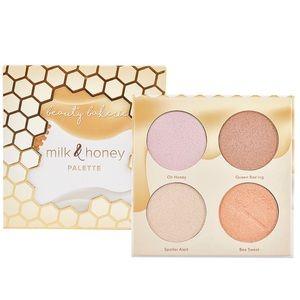 Beauty Bakerie Milk & Honey Highlighting Palette